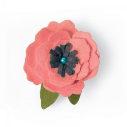 Sizzix Bigz Die - Build a Bloom, Fancy