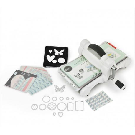 Sizzix big shot starter kit 2016