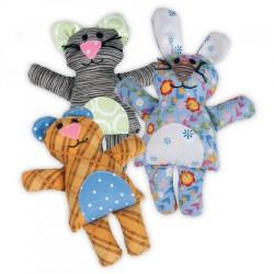 Sizzix Bigz L Die - Bear/Bunny/Cat