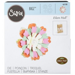 Sizzix Bigz Die - Flower heart and soul 661108