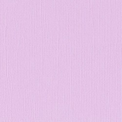 "Lilac - Florence cardstock texture (simil bazzil) 12x12"" 216gr"