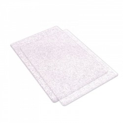 Sizzix big shot accessory cutting pad STANDARD GLITTER 2pz.