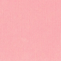 "Rose - Florence cardstock texture (simil bazzil) 12x12"" 216gr"