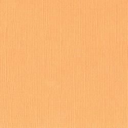 "Peach - Florence cardstock texture (simil bazzil) 12x12"" 216gr"