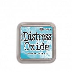 Ranger Tim Holtz distress oxide broken china