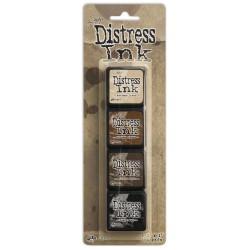 Tim Holtz distress mini ink kit num.3