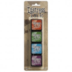 Tim Holtz distress mini ink kit num.2