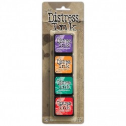 Tim Holtz distress mini ink kit num.15