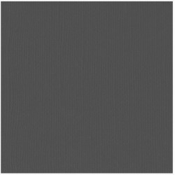 "anthracite - Florence cardstock texture (simil bazzil) 12x12"" 216gr anthracite"