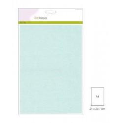 Carta Perlata x10 fogli A4 250gr soft blue