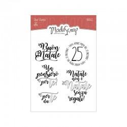 Clear Stamps Modascrap Natale