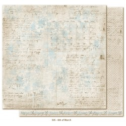 "Carta Maja Design 12""x12"" Vintage Spring Basics - 6th of March"