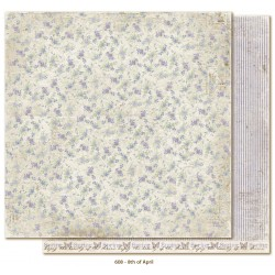 "Carta Maja Design 12""x12"" Vintage Spring Basics - 8th of April"