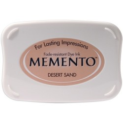 Memento ink pad desert sand