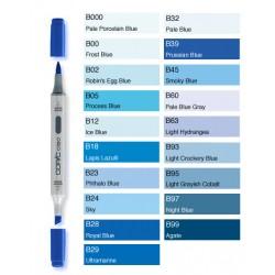 Pennarelli Copic Ciao B  (Blue)