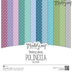 Paper pack Thinking about... Polinesia 30x30cm