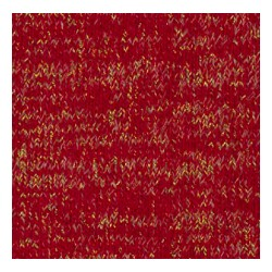 Tubolare glitter rosso 100cmx8cm