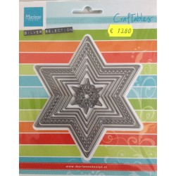Marianne Design Craftables Basic Christmas star