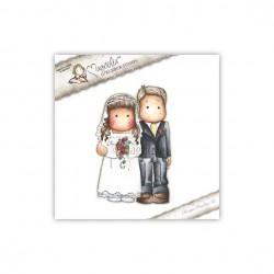 WC10 Bridal couple