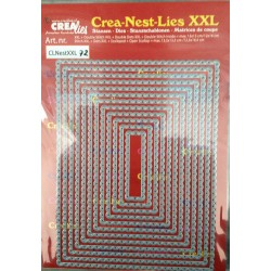 Crealies Crea-nest-dies XXL no. 72
