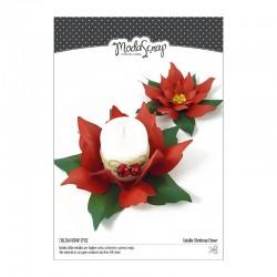 Fustelle Modascrap Christmas Flower