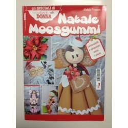 Rivista: Speciale Natale Moosgummi (gomma crepla) di Creativamente Donna