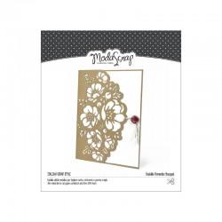 Fustella Modascrap Romantic Bouquet