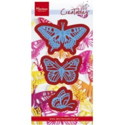 Marianne Design Creatables Tiny`s butterflies set