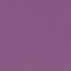 """Florence cardstock texture (simil bazzil) 12x12"""" 216gr mauve"""