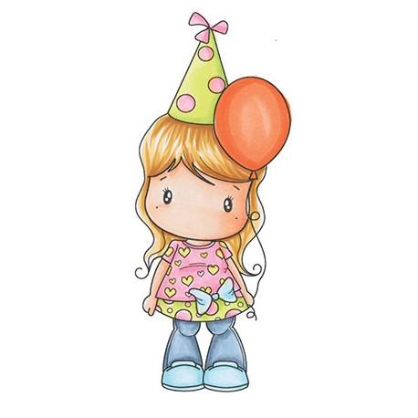 Timbro Rubber C.C. Designs Balloon Lucy