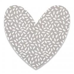 Sizzix Bigz Die - Hangin heart 661753