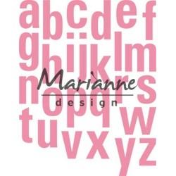 Marianne Design Collectables Alphabet XXL