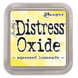 Ranger Tim Holtz distress oxide squeezed lemonade