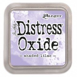Ranger Tim Holtz distress oxide shaded lilac