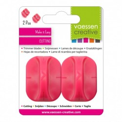 Lame di ricambio - Spare cutting blades for Vaessen paper trimmers