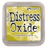 Ranger Tim Holtz distress oxide crushed olive