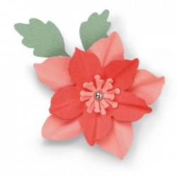 Sizzix Bigz Die - Winter Rose