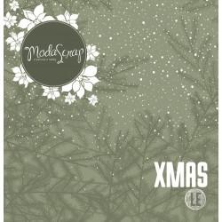 Paper pack Modascrap XMAS LE  30x30cm