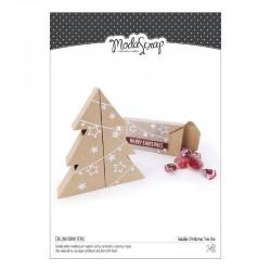 Fustella Modascrap CHRISTMAS TREE BOX