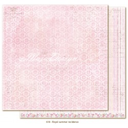 "Carta Maja Design 12""x12"" Sofiero - Royal summer residence"