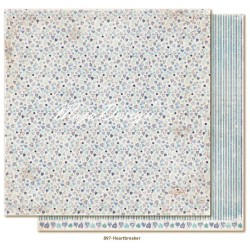 "Carta Maja Design 12""x12"" Denim & Friends - Heartbreaker"