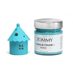 Chalk Color Tommy Art 80 ml - Turchese