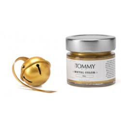 Metal Color Tommy Art 80 ml - Oro