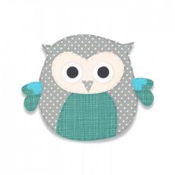 Sizzix Bigz Die - Owl num. 8