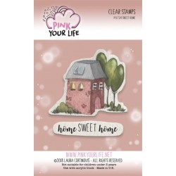 Set timbri Pink Your Life - I Colori di Laura -  Sweet Home