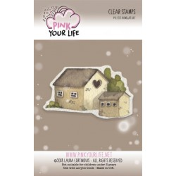 Set timbri Pink Your Life - I Colori di Laura -  Home & Heart