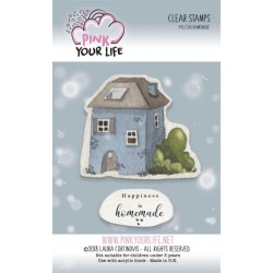 Set timbri Pink Your Life - I Colori di Laura -  Homemade