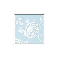 Foglio Gomma Crepla 2mm Rosa pastello  / Rose 40x60cm
