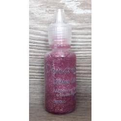 Dovecraft Glitter Glue Rose
