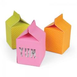 Sizzix Movers & Shapers Bigz L Die - Box, Milk Carton